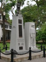 Paramaribo 16 - yet another military monument