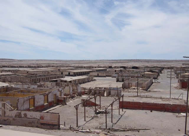 Chacabuco 01 - view over the ghost town