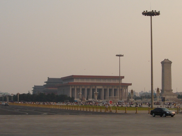 Mao mausoleum
