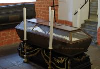 Brno Capuchin Crypt 02 - glass coffin