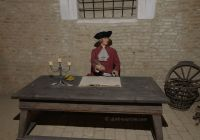 Spilberk Castle 10 - torture book-keeping