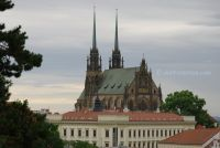 Brno 01 - cathedral of St Peter and Paul