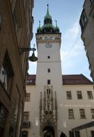 Brno 03 - old Town Hall tower
