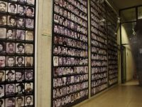 Red Terror Museum 11 - wall with photos of victims