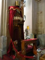 Trinity Cathedral 07 - throne
