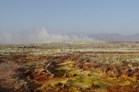 Danakil 05 - the main vent at Dallol