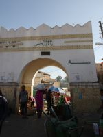 Harar 25 - Old Town Gate