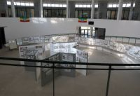 Mekele 13 - inside the Martyrs Museum