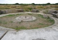 D-Day Tour 11 - big gun emplacement