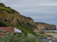 D-Day Tour 14 - coast with cliffs