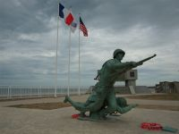 D-Day Tour 16 - monument copy