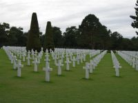 D-Day Tour 28 - Normandy American cemetery