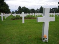 D-Day Tour 30 - unknown soldier