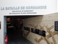 Caen Memorial 22 - separate section about Operation Overlord