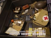 Caen Memorial 26 - medical exhibits