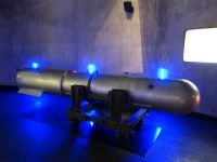 Caen Memorial 37 - US thermonuclear bomb