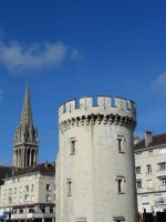 Caen 07 - tower