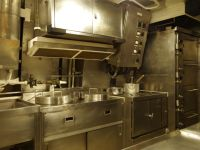 Le Redoutable 36 - kitchen