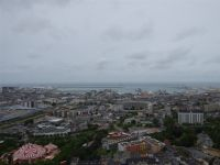 Liberation Museum 04 - looking down over Cherbourg