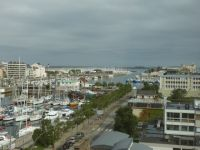 Cherbourg 02 - inner harbour and marina