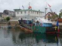 Cherbourg 03 - fishing boat museum
