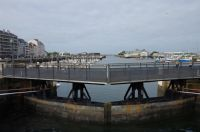 Cherbourg 05 - lock