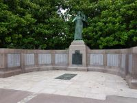 Cherbourg 13 - war memorial