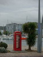 Cherbourg 14 - British phone booth