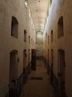 Ile Royal 19 - inside the cell block