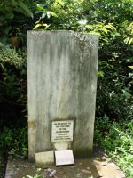 Jonestown 4 - memorial stone