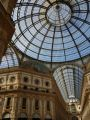 Milan 16 - a cathedral of luxury shopping