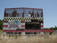 Fukushima 11 - that abandoned Pachinko hall