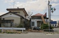 Fukushima 14 - abandoned house in the Red Zone