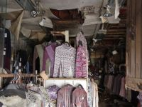 Fukushima 18 - abandoned clothes shop