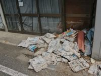 Fukushima 22 - undelivered newspapers from nine years ago