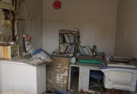 Fukushima 24 - abandoned office