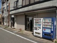 Fukushima 26 - vending machines