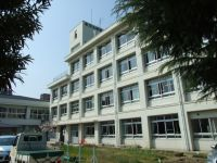 Honkawa 02 - new school building