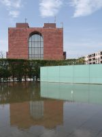 Nagasaki Peace Memorial Hall 1 - under the reflecting pool