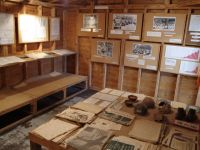 Oka Masaharu Memorial Peace Museum 5 - exhibition room downstairs