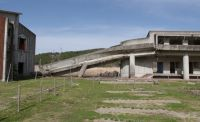 Okawa school 15 - collapsed bridge