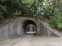 Okunoshima 12 - short tunnel