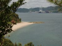Okunoshima 21 - another beach at the northern end of the island