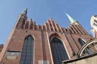 Gdansk 05 - big brick church