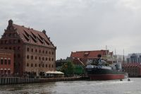 Gdansk 15 - refurbishment by the river