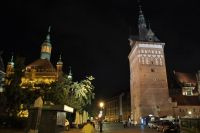 Gdansk 29 - Old Town by night
