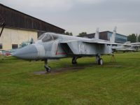 Monino 38 - Yakolev Yak-141 VTOL fighter jet