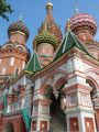 Red Square 4 - St Basil by day