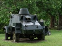 Fort New Amsterdam 2 - armoured vehicle