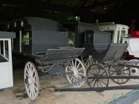 Fort New Amsterdam 3 - historical hearses